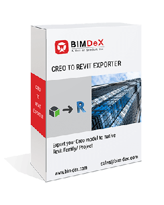 Creo to Revit  Exporter (Standard Version)